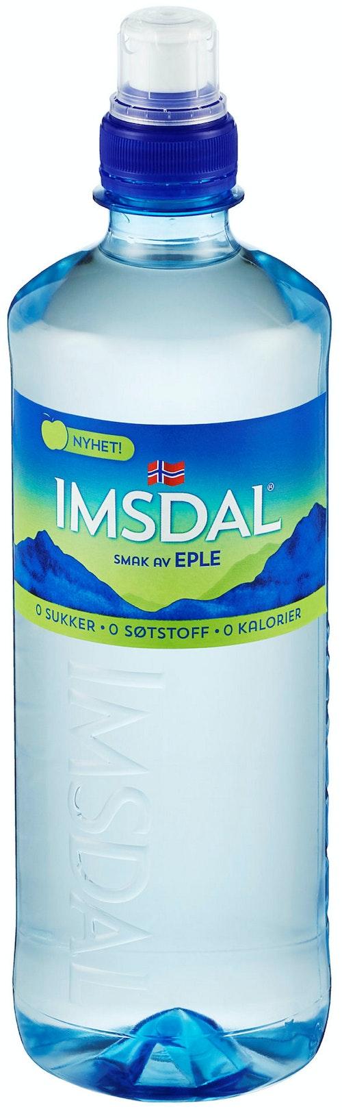 Imsdal Imsdal Eple 0 kalorier, 0,65 l