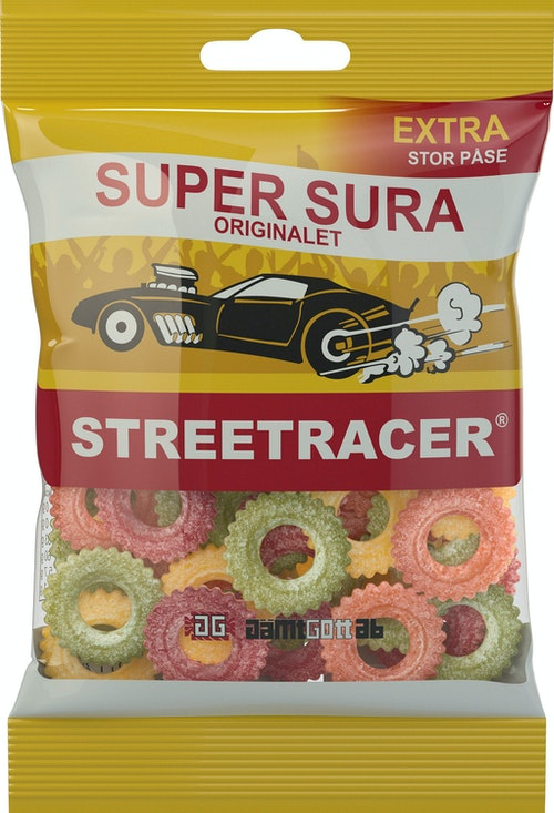 Streetracer Supersur 80 g