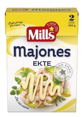 Mills Ekte Majones 330 g