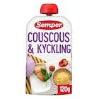 Couscous med Kylling Spiseklar
