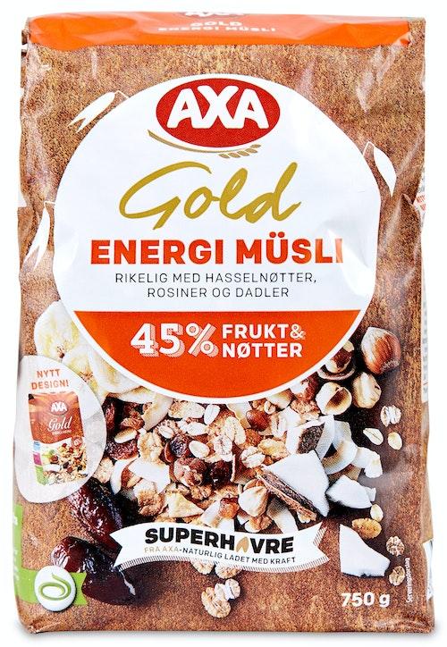 AXA Energi Gold 675 g