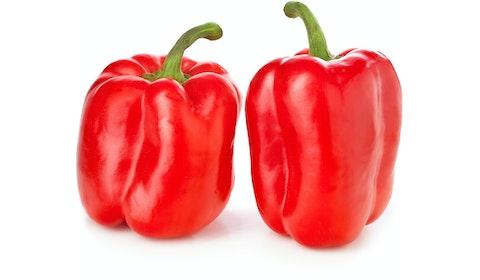 Paprika Rød
