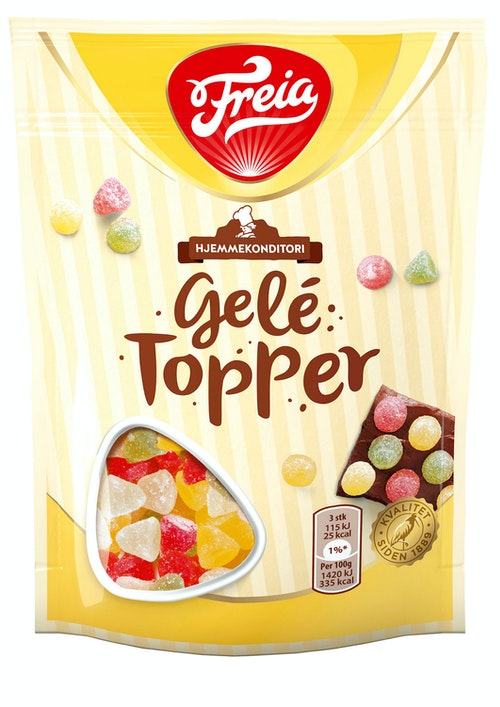 Freia Geletopper 100 g