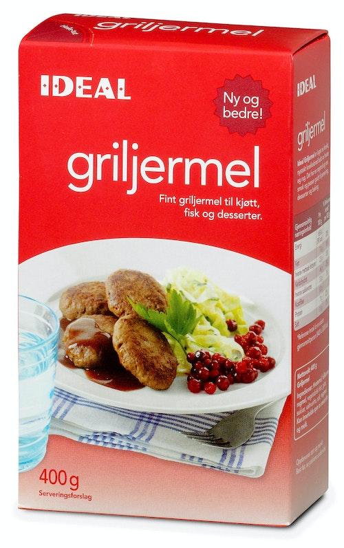 Ideal Griljermel 400 g