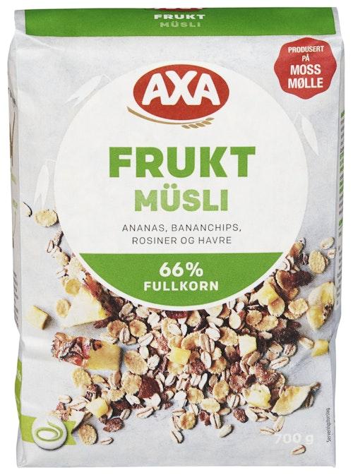 AXA Frukt Musli 700 g