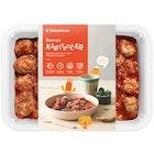 Barnas Kjøttboller i Tomatsaus