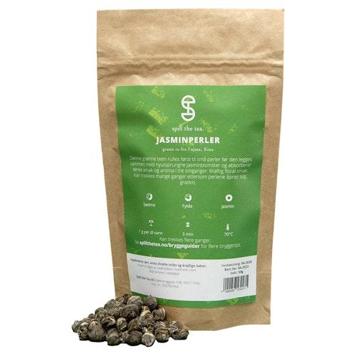 Spill the Tea Jasminperler Te 50 g