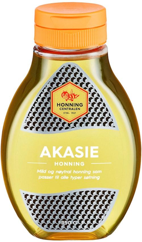 Honningsentralen Flytende Akasiehonning 350 g