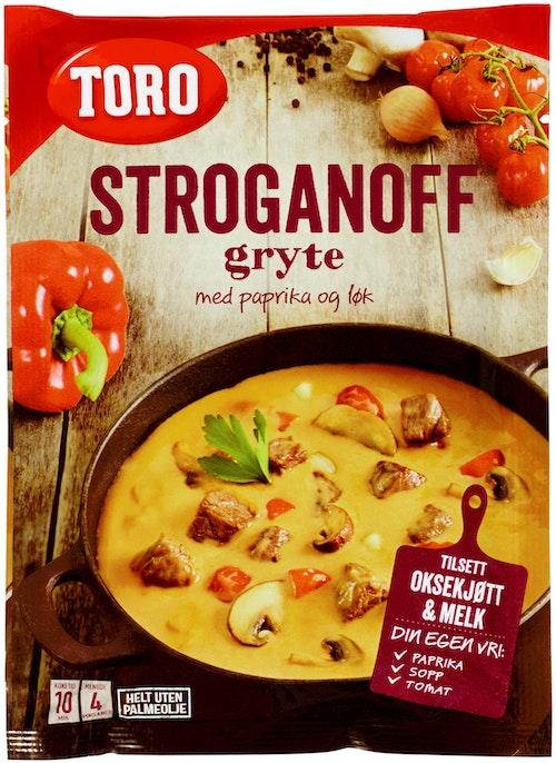 Toro Stroganoff Gryte 104 g