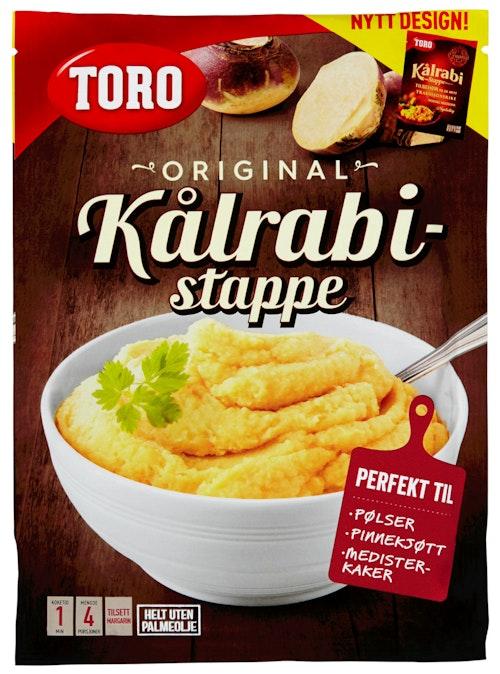 Toro Kålrabistappe 85 g