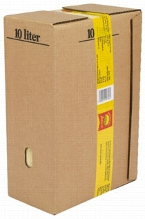 Sunniva Appelsinjuice Original Bag in Box 10 l