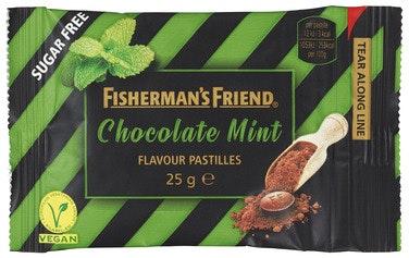 Lofthouse's Fisherman's Friend Chocolate Mint 25 g