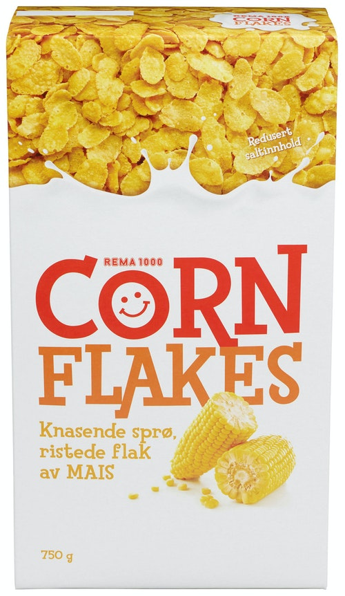 REMA 1000 Corn flakes 750 g