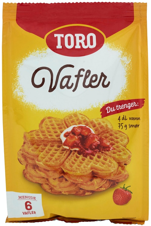 Toro Vafler 246 g