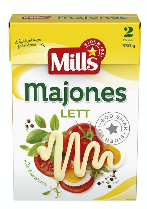 Mills Lettmajones 330 g