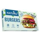 Burger vegansk