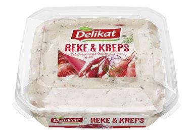 Delikat Reke & Krepse Salat 180 g