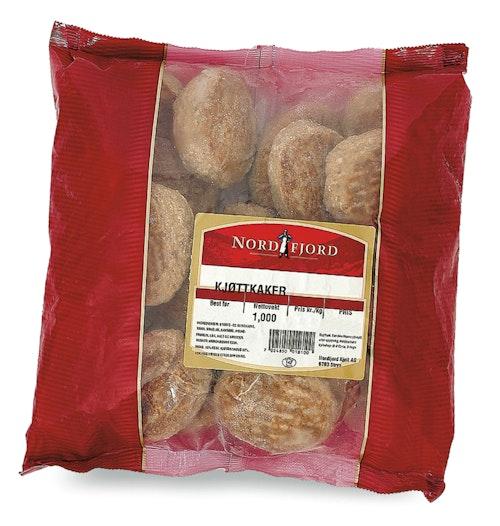 Nordfjord Kjøttkaker 1 kg