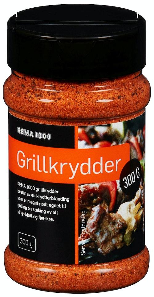 REMA 1000 Grillkrydder 300 g