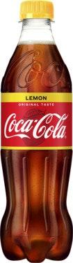 Coca-Cola Coca-Cola Lemon 0,5 l