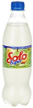 Solo Solo Super Pære & Fersken 0,5 l