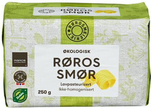 Rørosmeieriet Røros Smør Økologisk, 250 g
