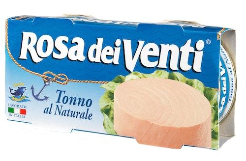Tunfisk i Vann Naturell Easy Open, 2 stk