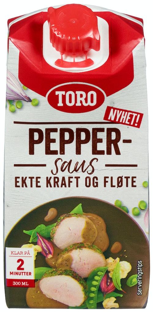 Toro Peppersaus Kjølt 300 g