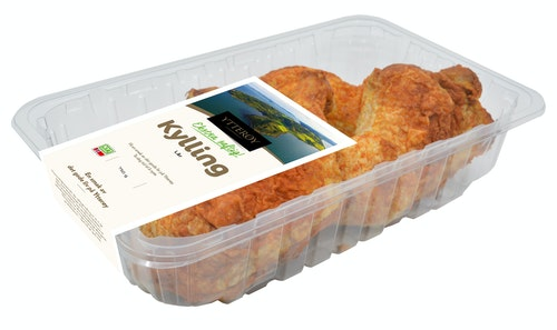 Ytterøy Kylling Grillede Kyllinglår 750 g