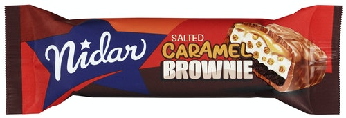 Nidar Salted Caramel Brownie 45 g