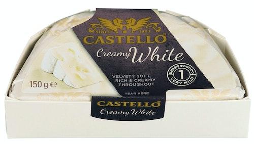 Castello Castello Hvit 150 g