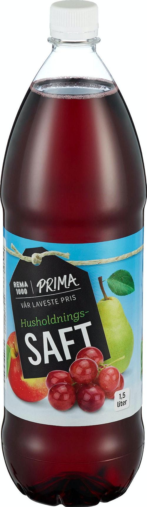 REMA 1000 Husholdningssaft 1,5 l