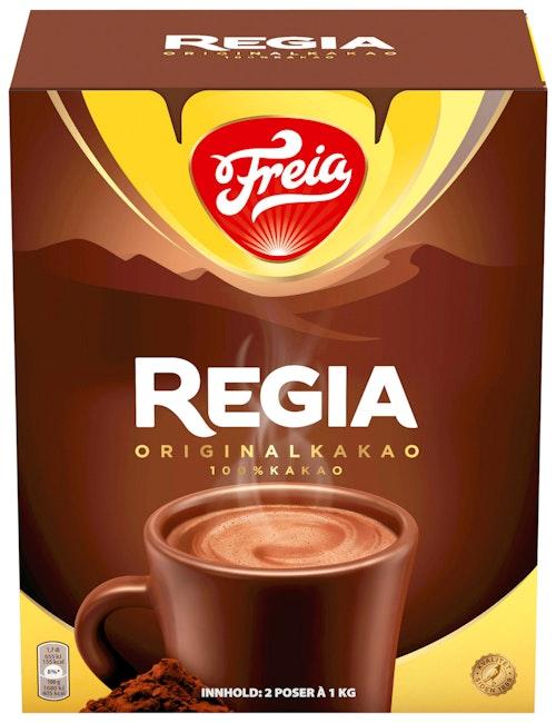Freia Regia Kakao 2 x 1kg 2 kg