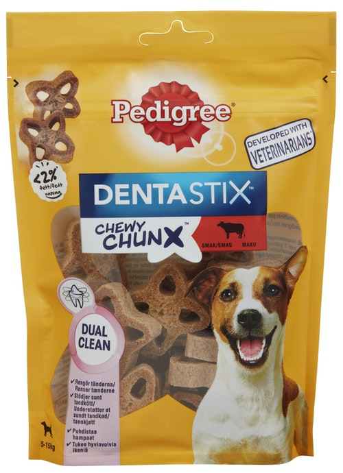 Pedigree Dentastix Chewy Chunx Mini 68 g