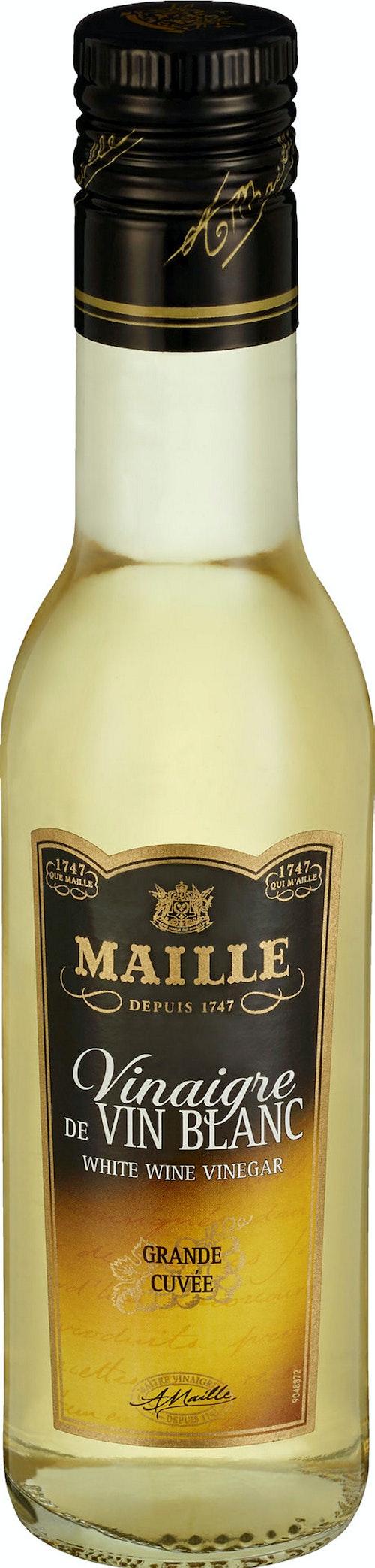 Maille Hvitvinseddik 0,25 l