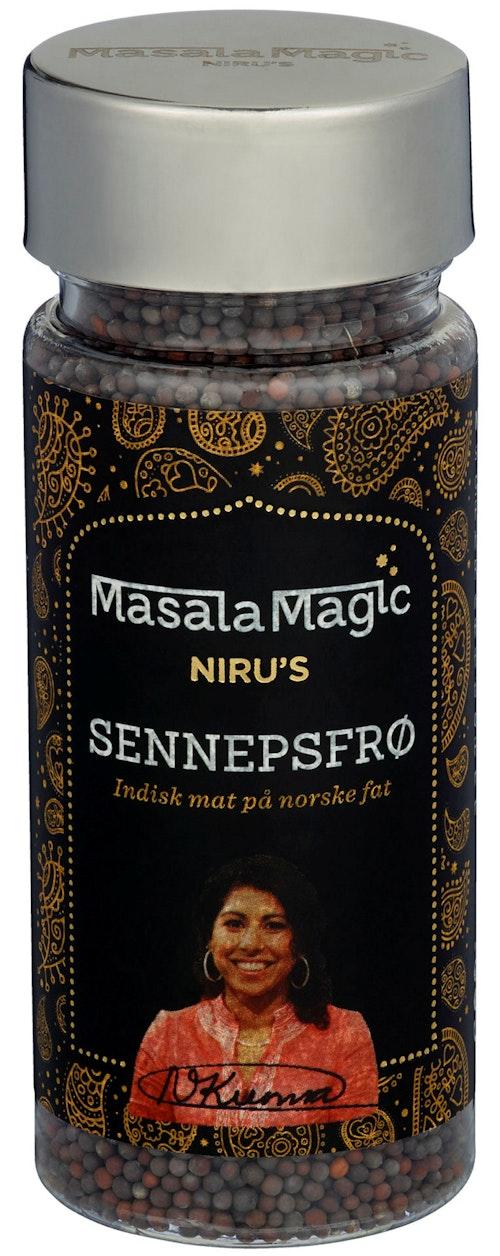 MasalaMagic Sennepsfrø 75 g