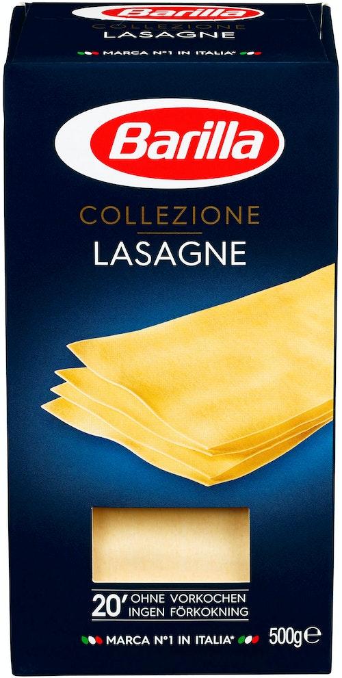 Barilla Lasagneplater 500g, 20 stk