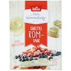 Kakefyll med Romsmak