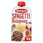 Spaghetti Bolognese Spiseklar