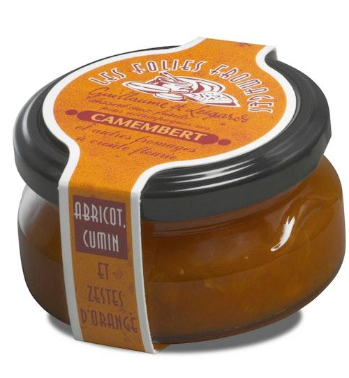 Lesgards Marmelade til Camembert 120 g