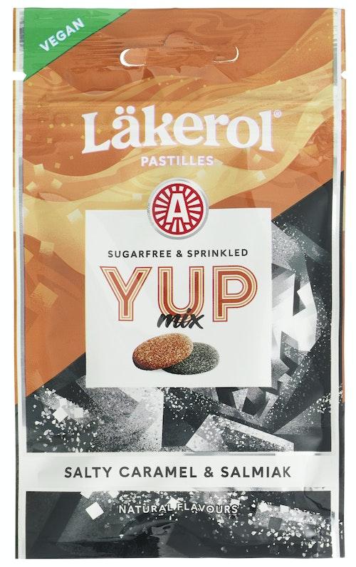 Läkerol YUP Salty Caramel Salmiak Mix 30 g