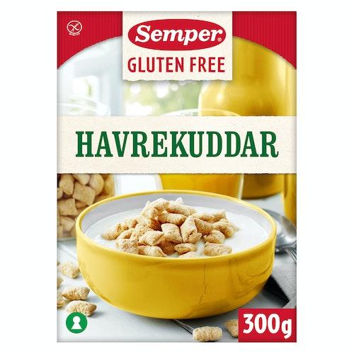 Semper Havreputer Glutenfri, 300 g