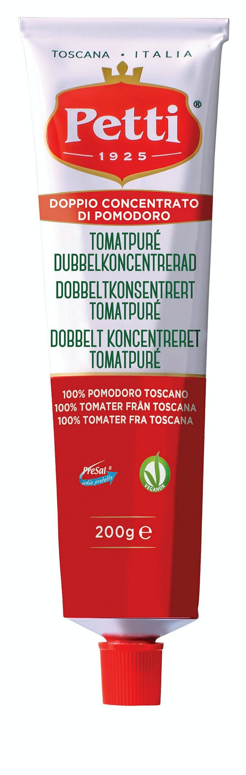 Petti Tomatpure Tube, 200 g