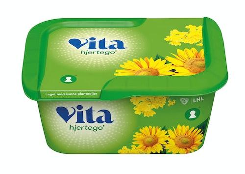 Vita Hjertego' Margarin Vita Hjertego' 370 g