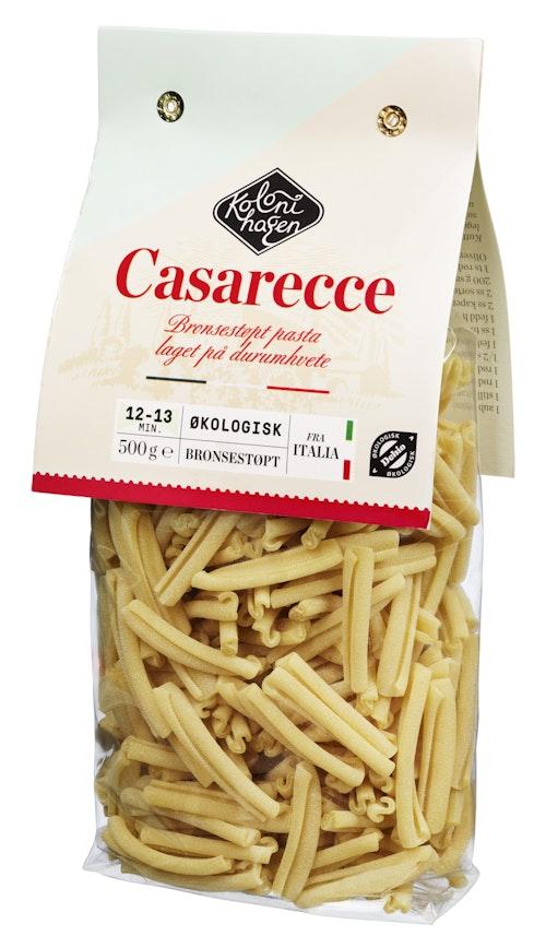 Kolonihagen Casarecce Pasta økologisk, 500 g
