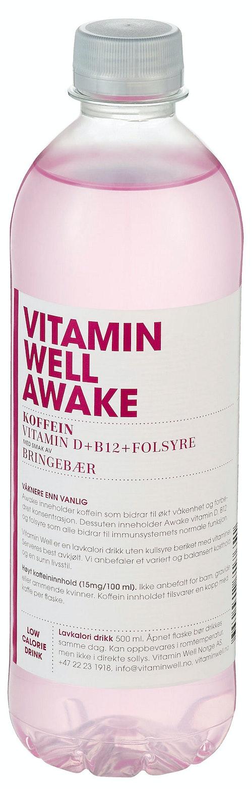 Vitamin Well Vitamin Well Awake 0,5 l