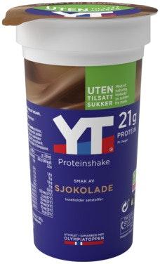 Tine YT proteinrik sjokoshake 220 ml