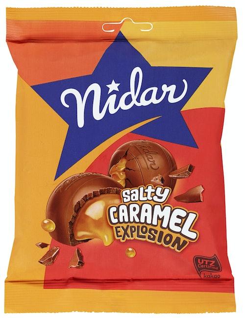 Nidar Nidar Salty Caramel Explosion 168 g