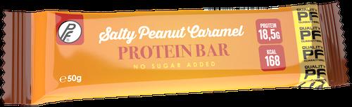 Proteinfabrikken Protein Bar Salty Peanut Low Sugar, 50 g
