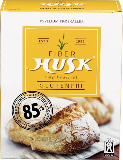 Fiberhusk Baketilsetning Glutenfri, 300 g
